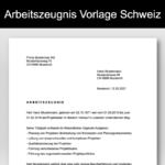 Arbeitszeugnis Muster & Vorlagen