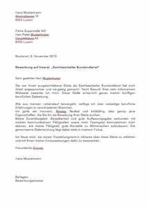 Bewerbungsschreiben Muster Vorlagen Schweiz Gratis Downloaden