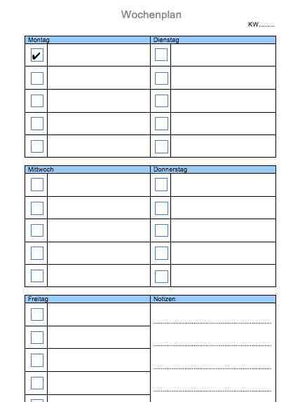 Projektplan Vorlage (Excel) : Muster und Vorlagen kostenlos