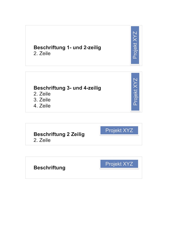 Ordnerrucken Vorlage Excel Word Muster Vorlage Ch