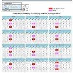 Eisprungrechner – Eisprungkalender (Excel-Vorlage)