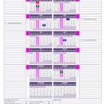 Schwangerschaftskalender zum Ausdrucken (Excel)
