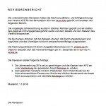 Revisorenbericht Verein Vorlage