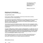 Bewerbungsvorlagen Schweiz – Muster Vorlage.ch
