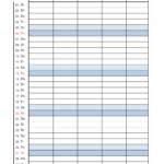 Familienkalender 2019 – Familienplaner (Excel)