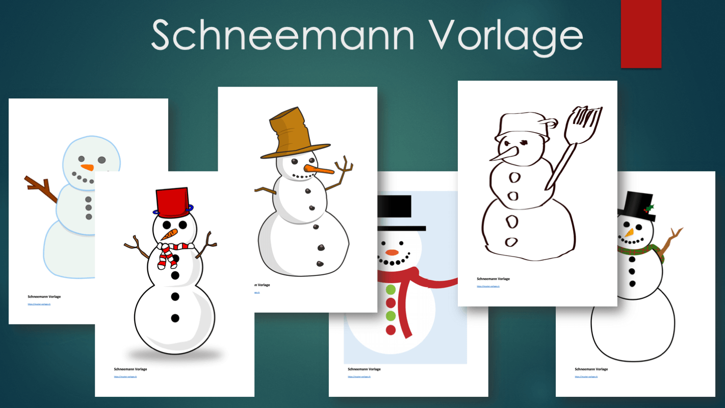 Prickel Vorlage Schneemann Mobile 10 Stuck 15